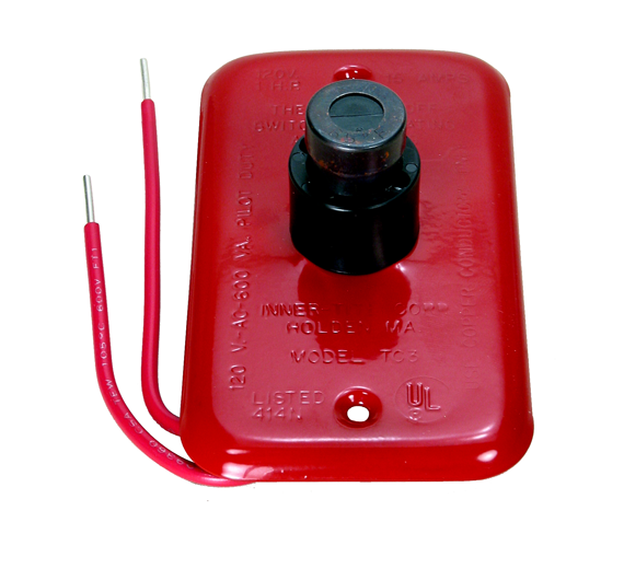 TC-2 Thermal Cut-Off Switch
